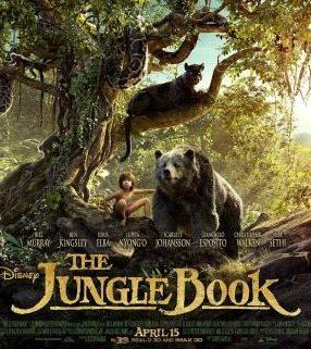 #JungleBookEvent