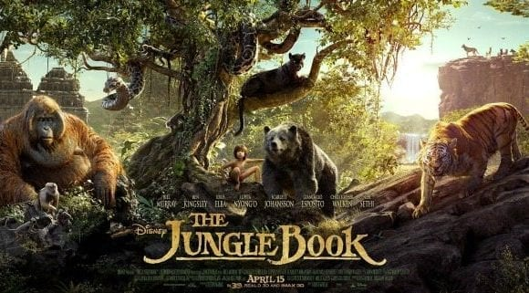 Follow Along on my The Jungle Book Red Carpet Trip!