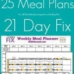 25 Hammer and Chisel Meal Plans