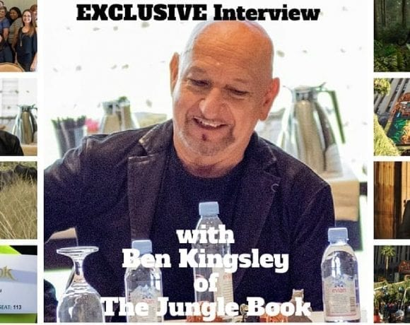 EXCLUSIVE Interview with Ben Kingsley