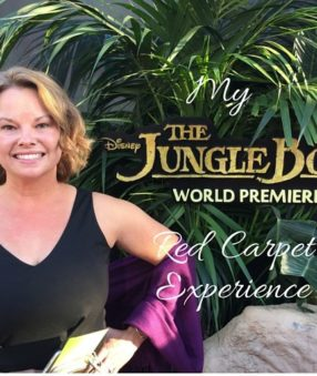 My Experience on the Red Carpet at The Jungle Book World Premiere
