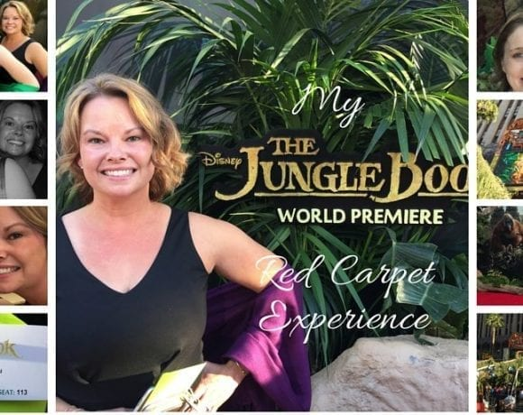 My Red Carpet Experience #JungleBookEvent