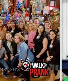 Disney XD's Walk the Prank TV Show