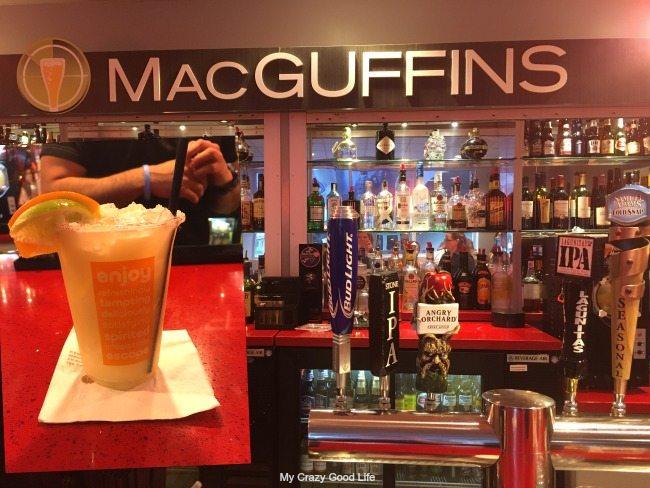MacGuffins Bar inside Dolby Cinemas at AMC Prime