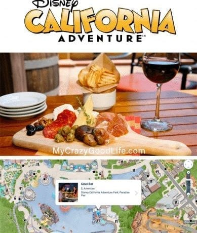 Where To Find Alcohol in California Adventure