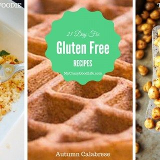 21 Day Fix Gluten Free Recipes
