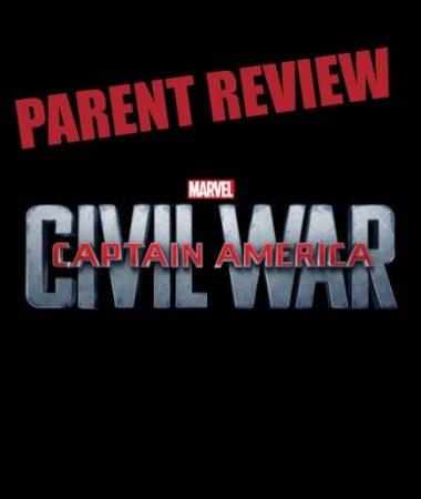 A Parent Review of Captain America: Civil War