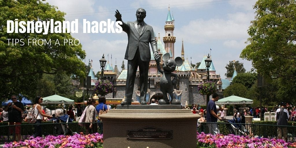 Disneyland Hacks from a Pro