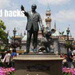 Disneyland Hacks from a Pro