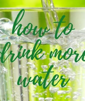 When it comes to water, we need a lot per day. The problem is there are multiple suggestions about just how much water we need because of factors like weight, height, activity, and weather. Here are some of my tips for drinking more water.