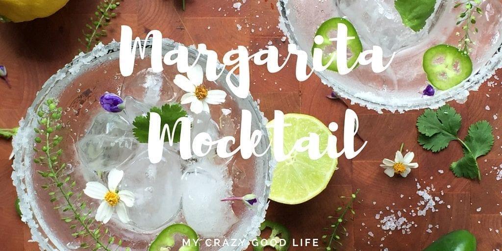 Margarita Mocktail Recipe