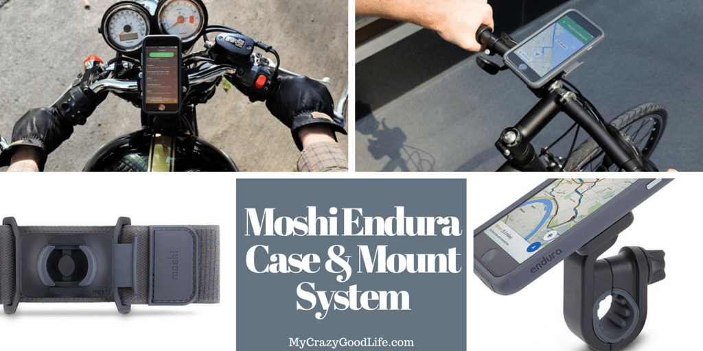 Endura iPhone Case and Mount System Review