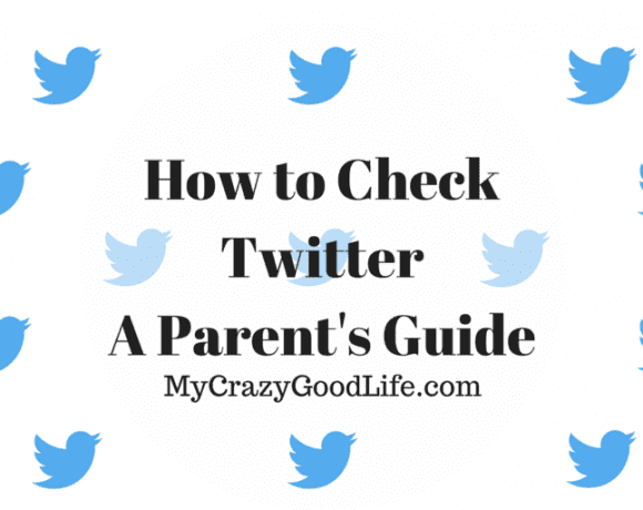 How to Check Twitter is a great guide for parents. Keeping up with technology is difficult but monitoring your teen or tween can help prevent issues!