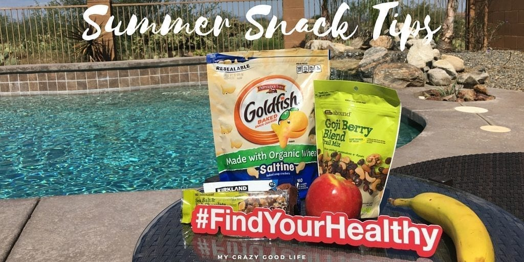 Stay Healthy with these Summer Snack Tips