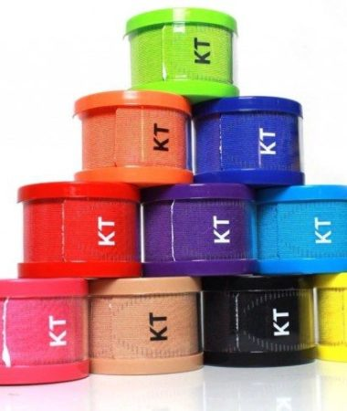 You might see KT Tape on athletes and wonder how the heck it can help an injury. It's an interesting concept and I can tell you that it works!