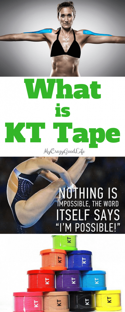The Olympics are here and you may see some colorful strips of tape on the athletes. The question is: what is KT tape and why should you care?