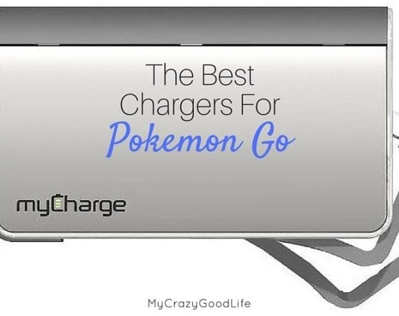 Chargers for Pokemon Go