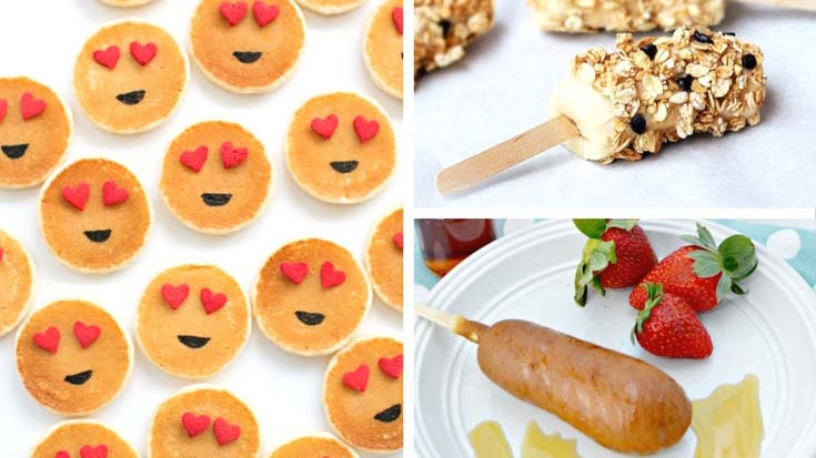 School Day Breakfast Ideas