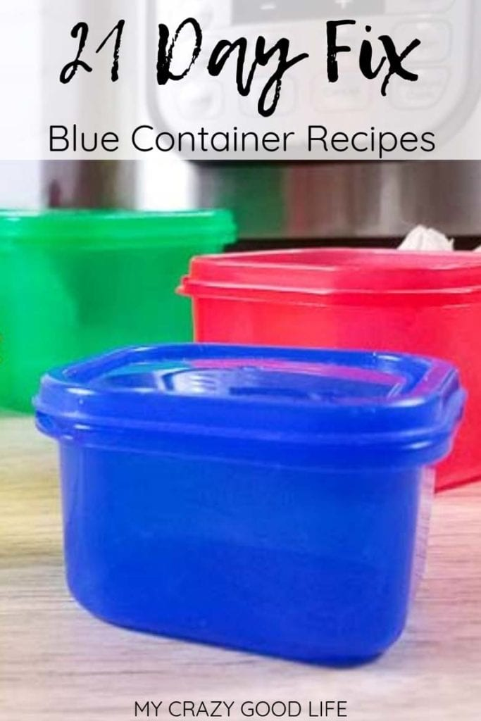 21 day fix containers on a counter