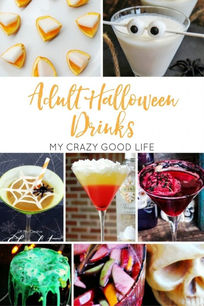 Halloween is fast approaching. No doubt you'll need some perfectly spooky ideas for Adult Halloween Drinks to have that party hopping!