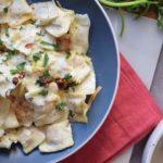 Creamy Asiago Ravioli
