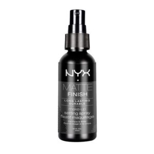 NYX Cosmetics Make Up Setting Spray, Matte Finish