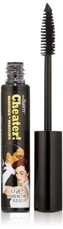 theBalm Cheater! Mascara, Black