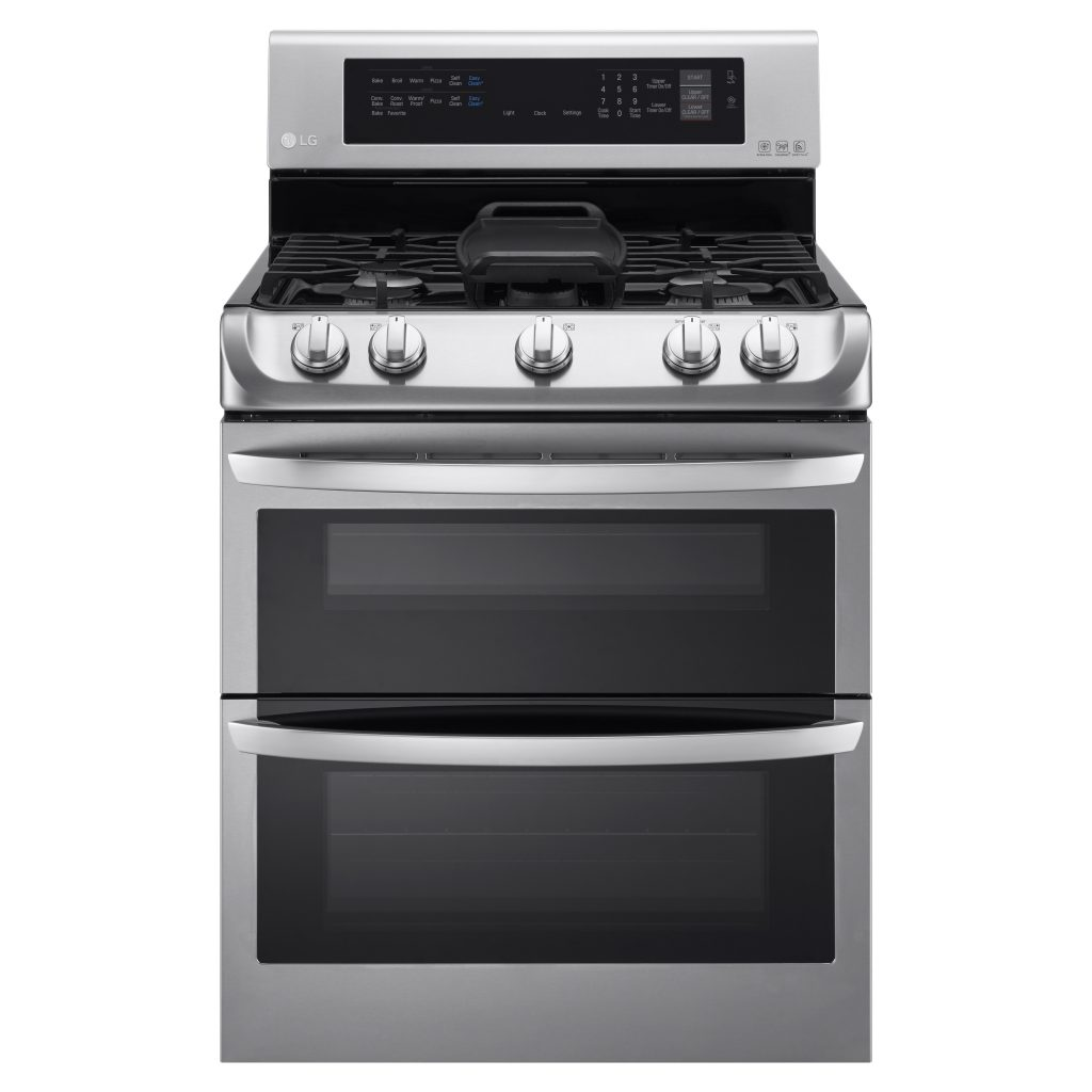 Prep for the Holidays with the LG Pro Bake Convection Oven