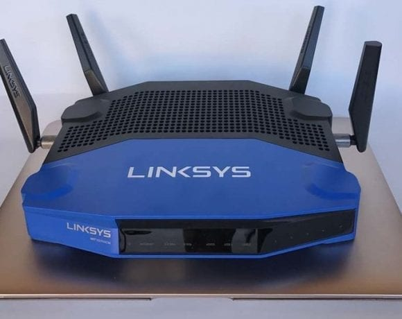 Fastest Router on the Market? Introducing the Linksys WRT.