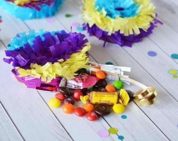 Mini Pinatas are a fun way to deliver a special surprise, a festive addition to any party, and they'll bring out the kid in nearly everyone!