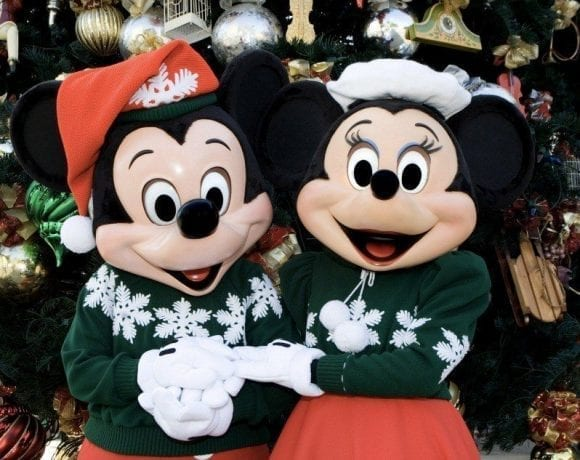 NEW! Festival of Holidays at California Adventure