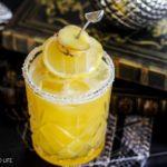 Ginger Whiskey Bourbon Cocktail