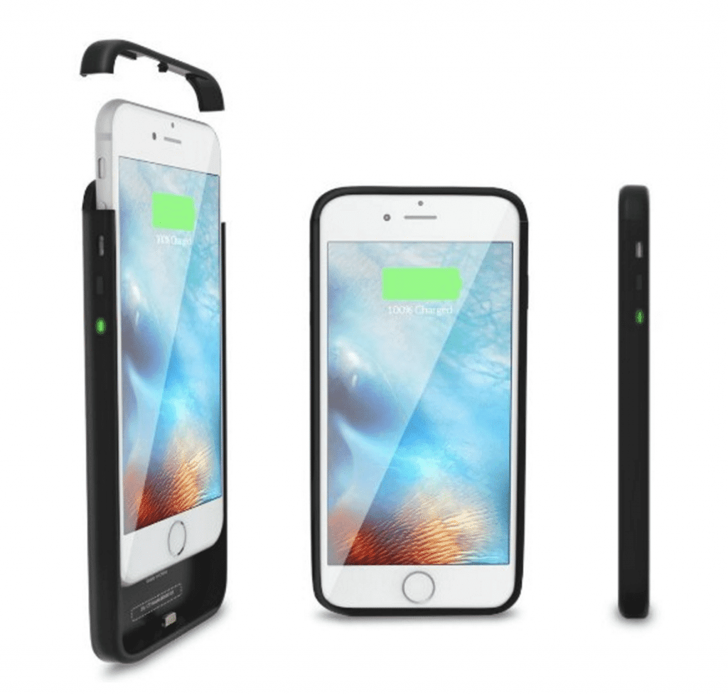 ChargeTech Thin Charge Charging Case for iPhone