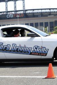 FORD Driving Skills For Life Class