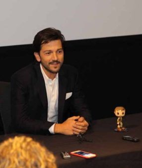 EXCLUSIVE Interview with Diego Luna from Rogue One: A Star Wars Story