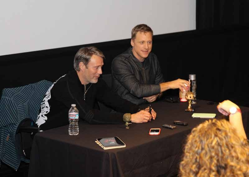 EXCLUSIVE Interview with Alan Tudyk and Mads Mikkelson of Rogue OneEXCLUSIVE Interview with Alan Tudyk and Mads Mikkelson of Rogue One