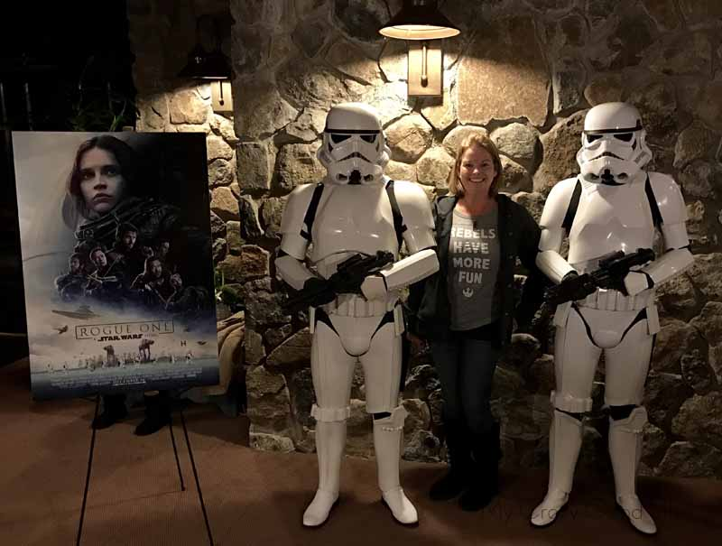Rogue One Press Event: Pictures from LucasFilm HQ and Skywalker Ranch