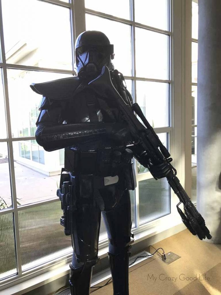 Death Troopers at LucasFilm Headquarters