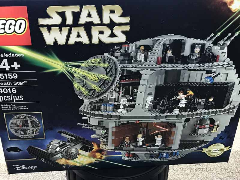 Star Wars LEGOs: Death Star