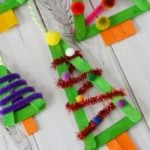Easy Craft: Popsicle Ornaments