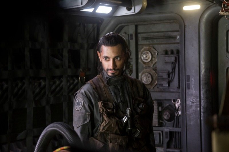 EXCLUSIVE Riz Ahmed interview: Rogue One: A Star Wars Story