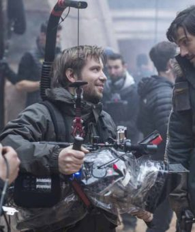 Interview with Gareth Edwards, Director of Rogue One: A Star Wars Story