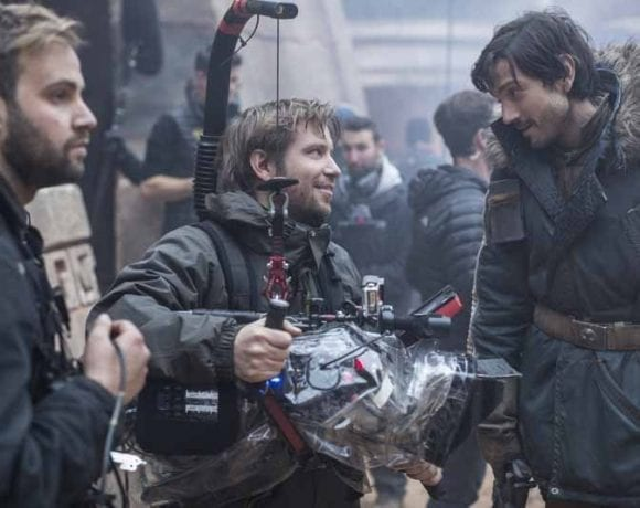 Why Rogue One is Unlike Other Star Wars Movies: An Interview with Gareth Edwards