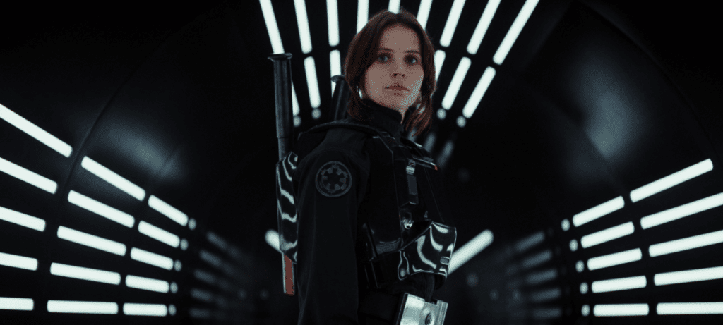 Rogue One: A Star Wars Story Press Event