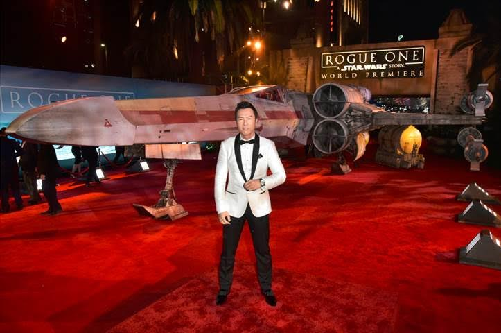 EXCLUSIVE Donnie Yen Rogue One Interview