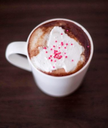 Boozy Mexican Hot Chocolate