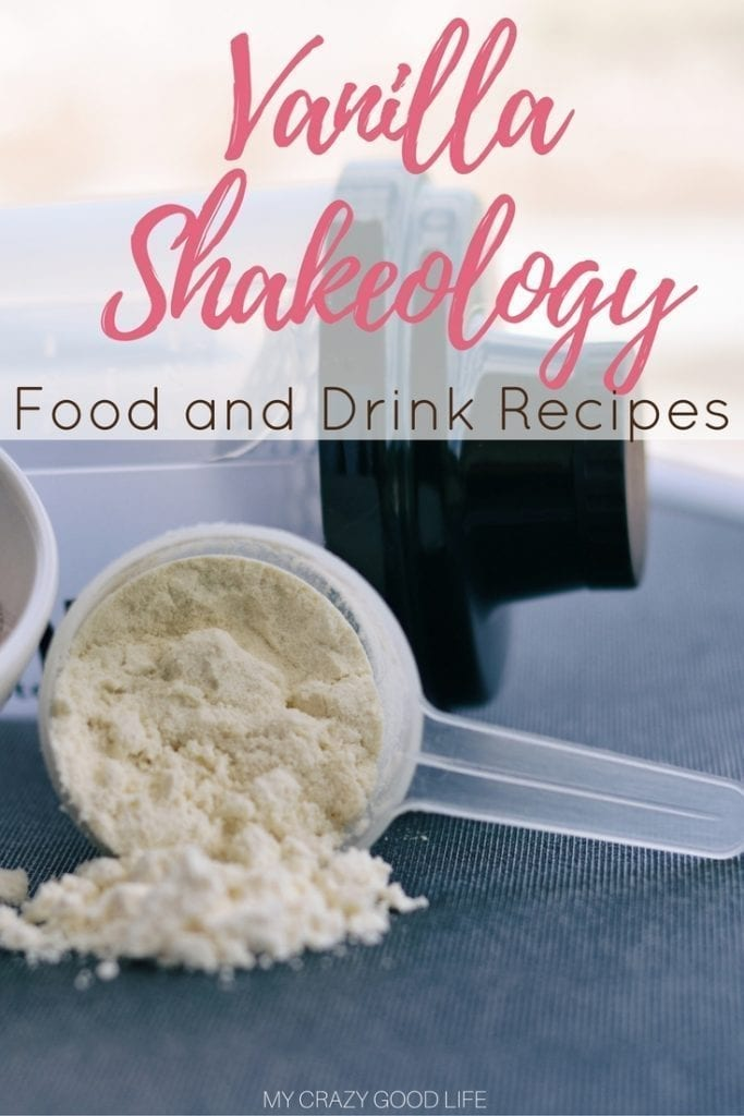 Vanilla Shakeology Recipes are a way to get superfoods into your diet easily–through food and drink! Here are my favorite Vanilla Shakeology food and drink recipes.