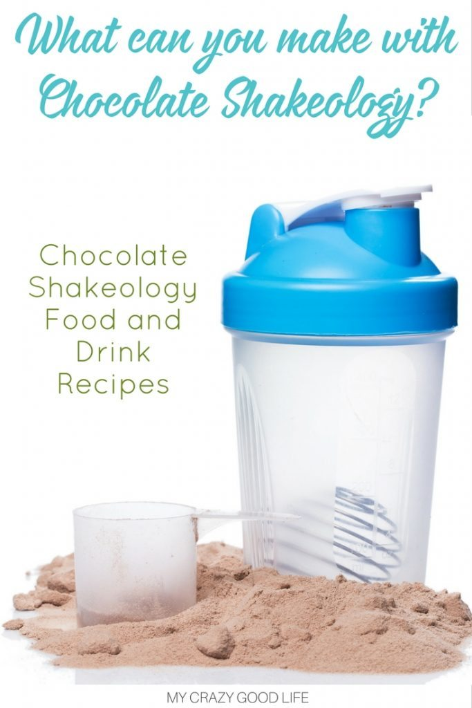 Chocolate Shakeology recipes cover more than just a daily shake. You can make all kinds of delicious treats, meals, and more with this versatile super-food!