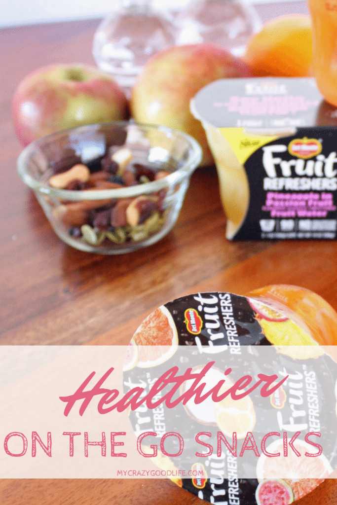 Looking for a healthier on the go snack that is delicious too? Del Monte Fruit Refreshers area new fruit cup made for adults!