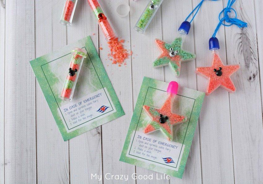 Fish Extender Gift Ideas: Edible Pixie Dust